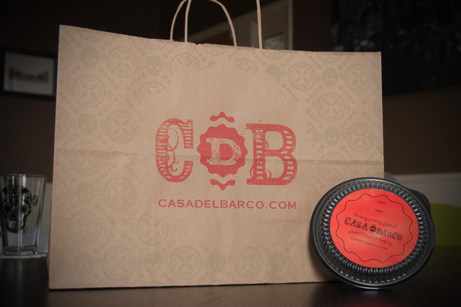 CDB ToGo Bag and Box