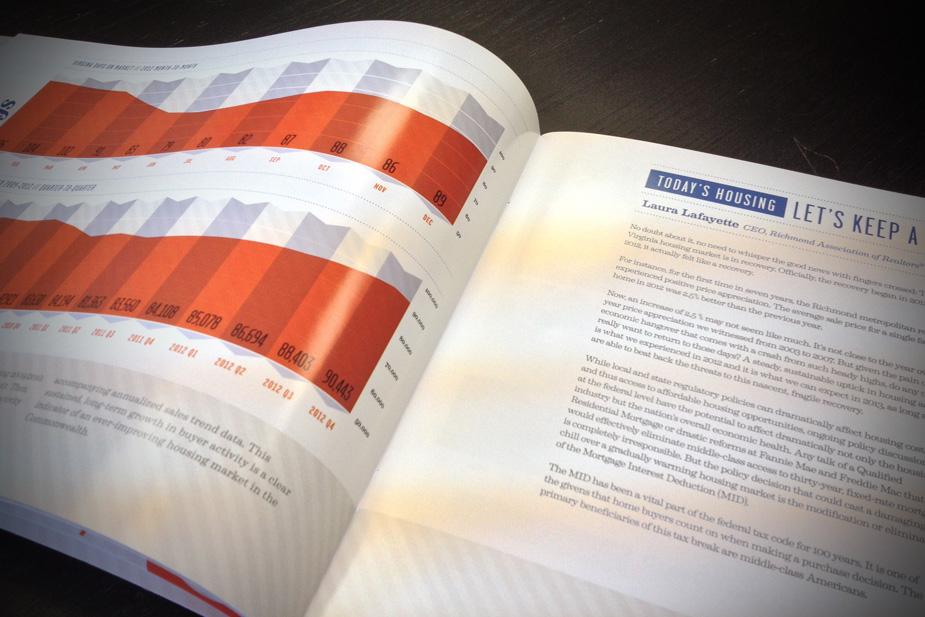 2012 Annual Report Interior Spread