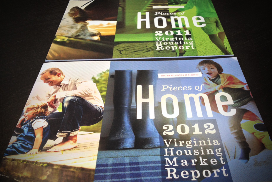 2011 and 2012 Annual Report Covers