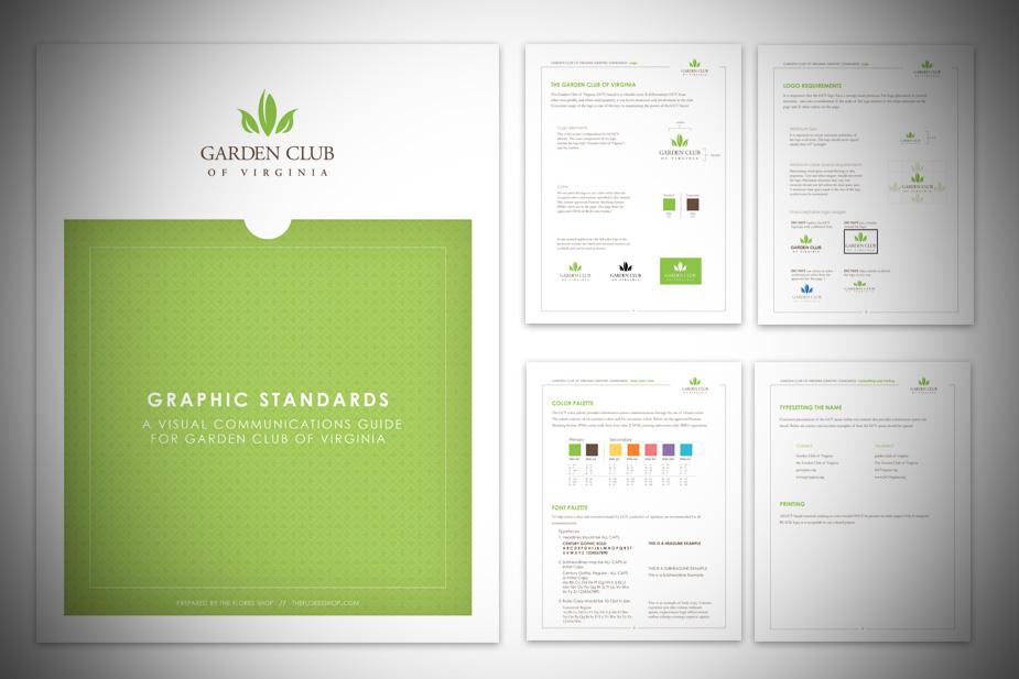 Garden Club of Virginia Brand Standards