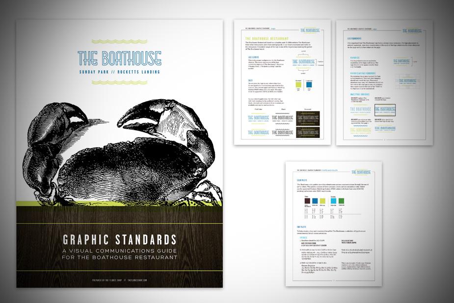 Boathouse Brand Standards