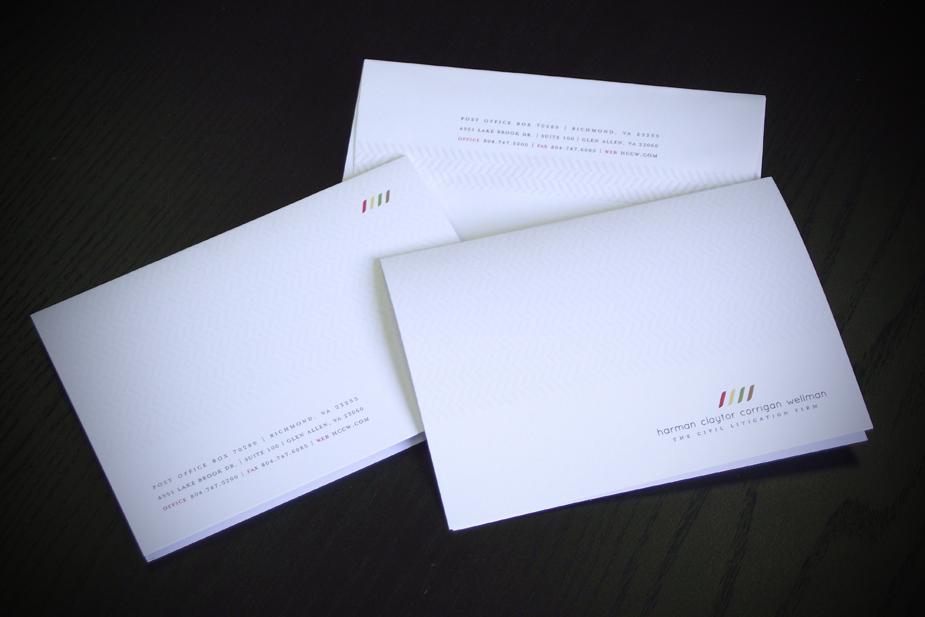 HCCW Branded Notecards