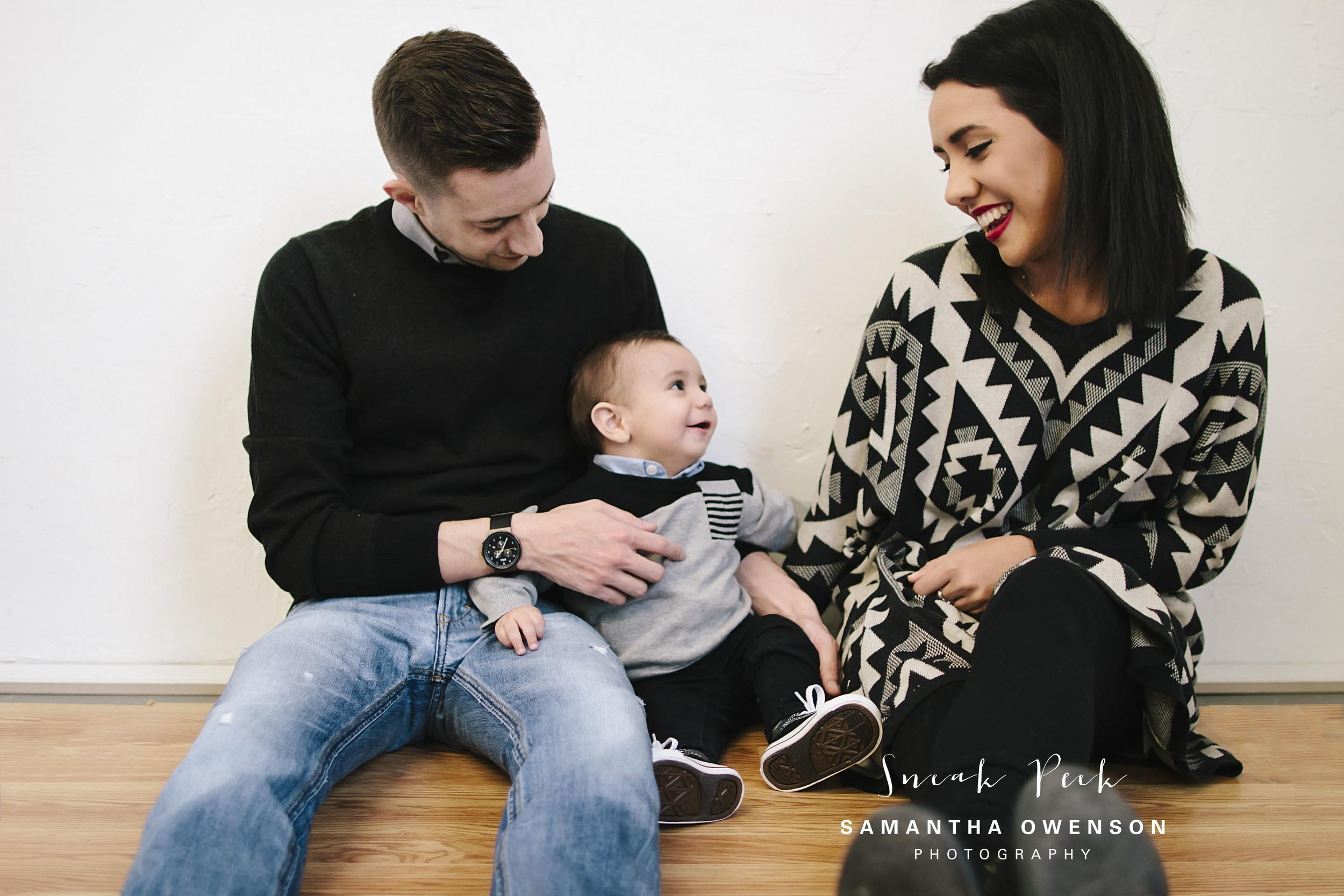 little family portrait