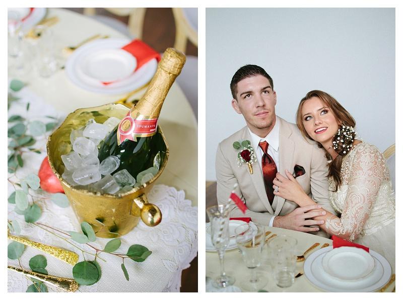 Iowa Styled Wedding