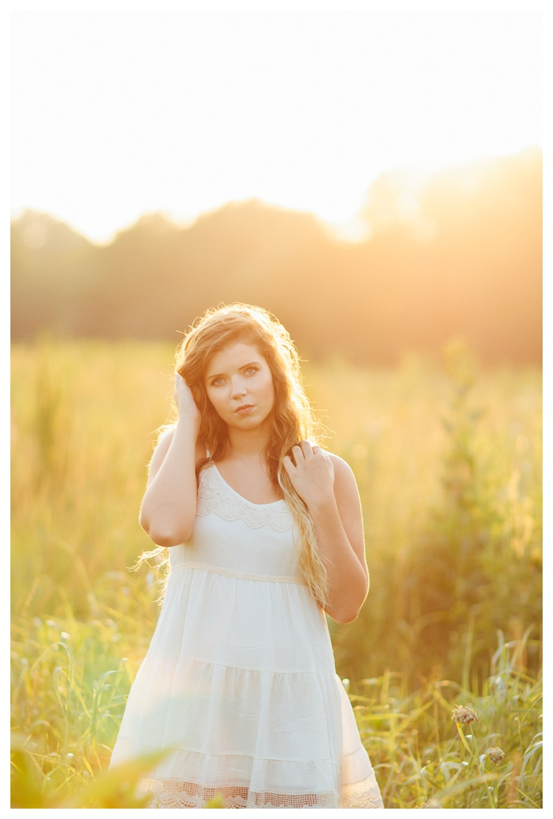 iowa senior portrait