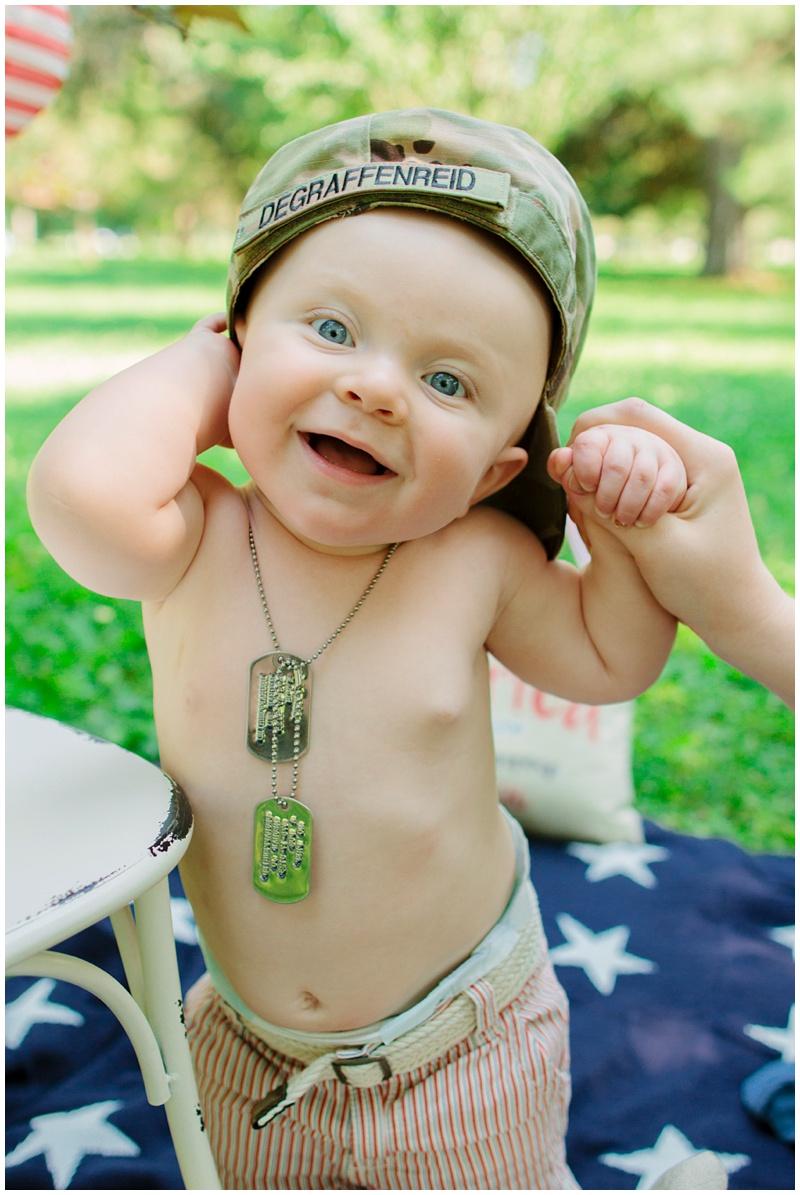 iowa baby photographer