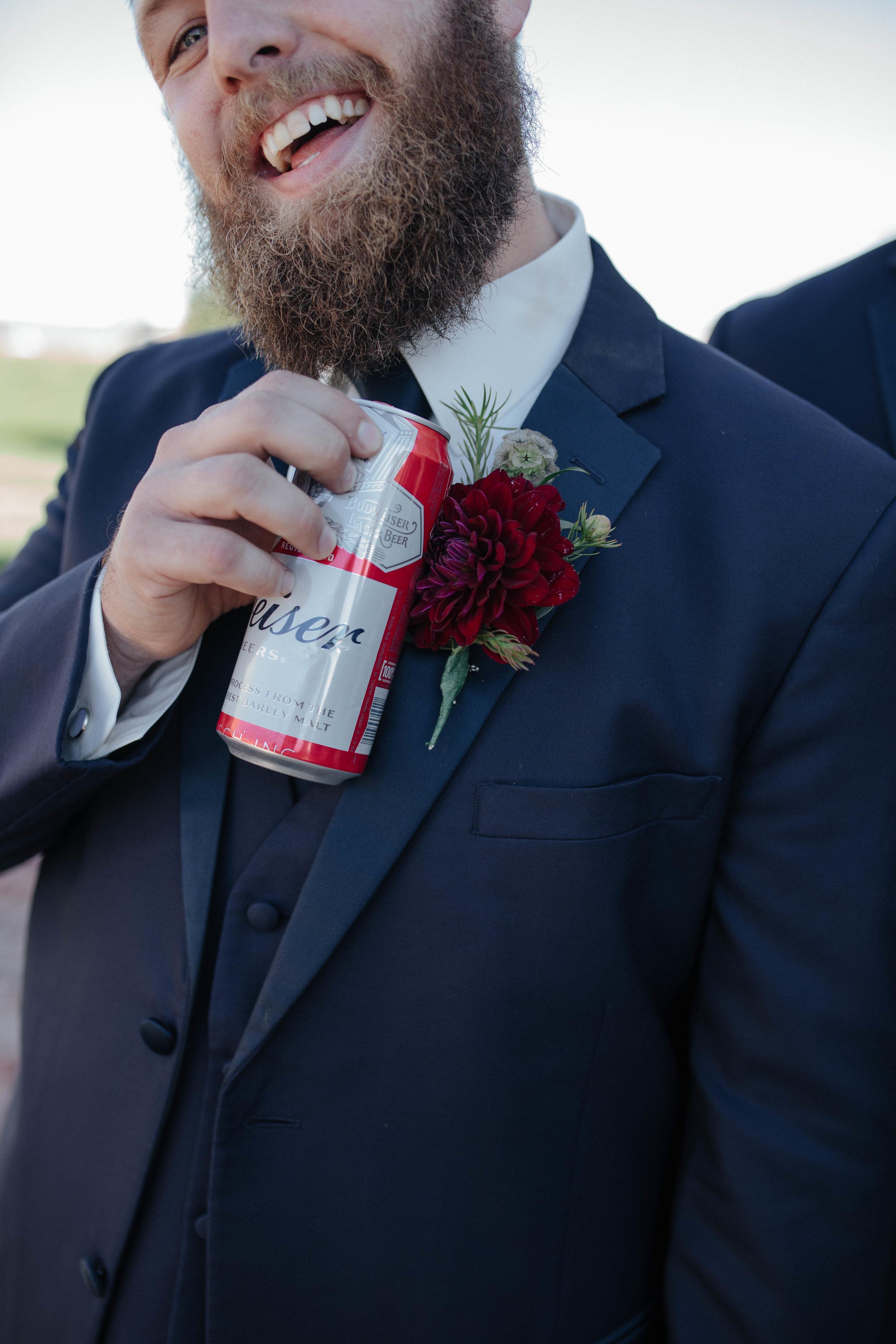 Johnston, Iowa Wedding