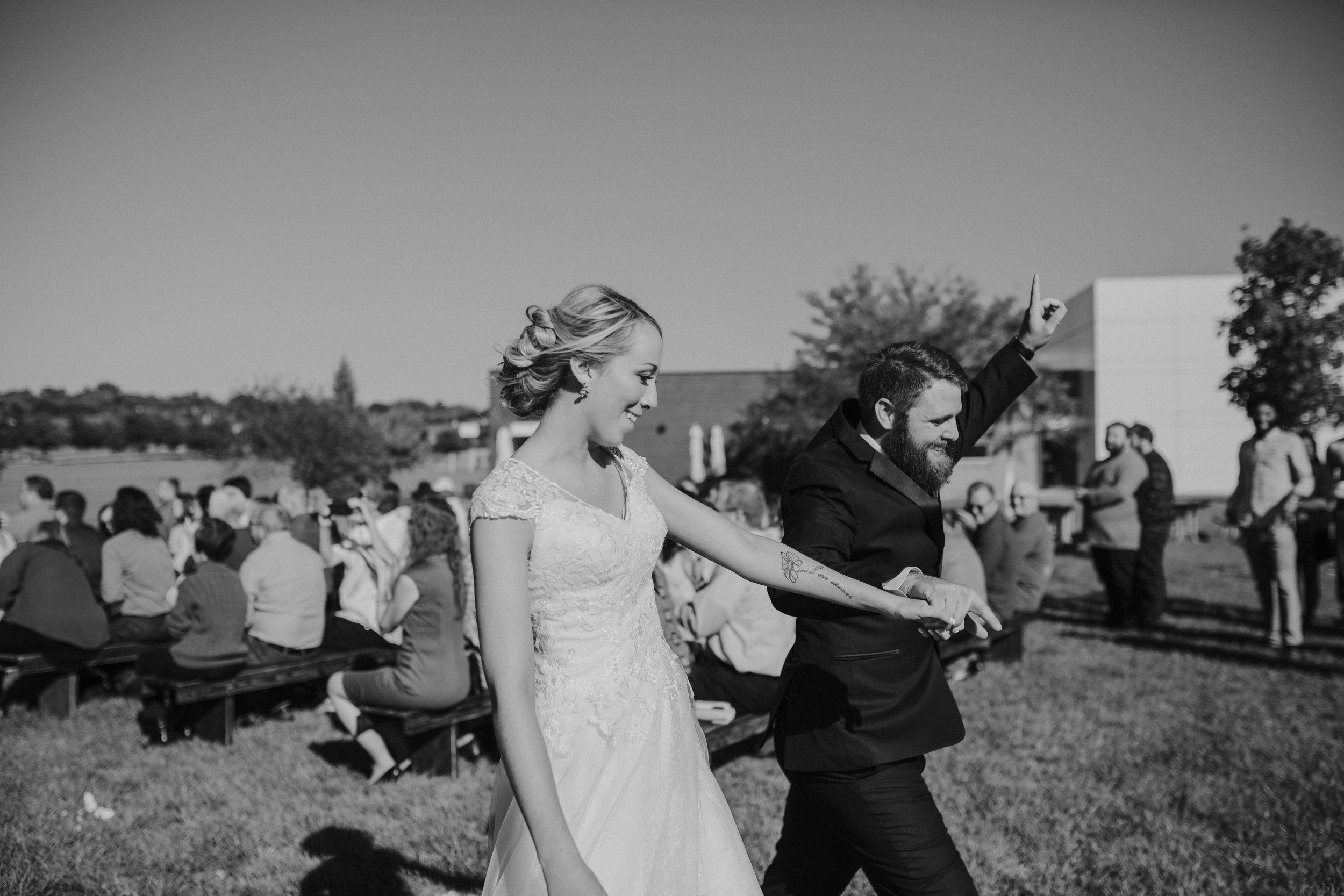 Simpson Barn Wedding