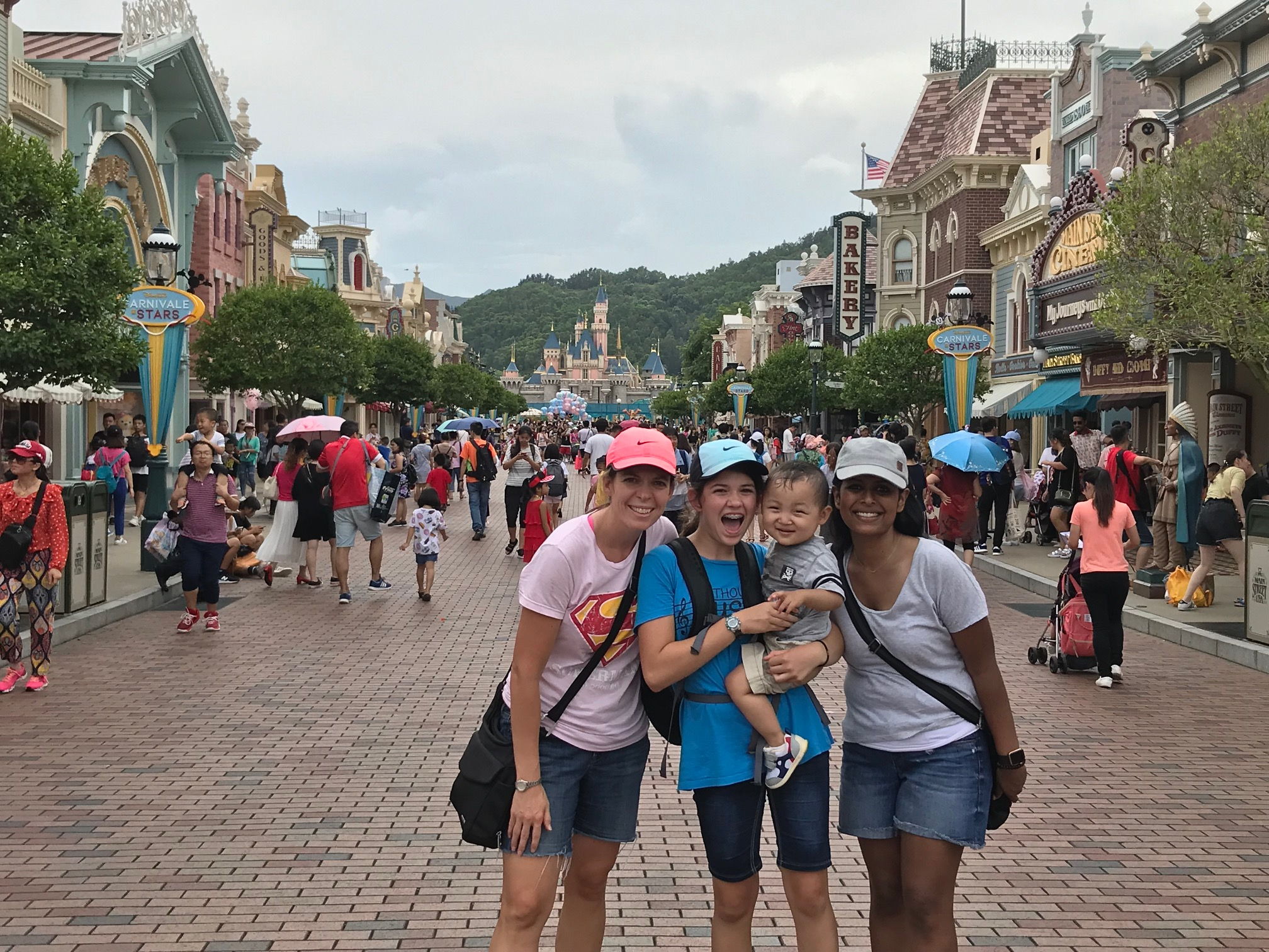 Main Street, USA (they said... if only)