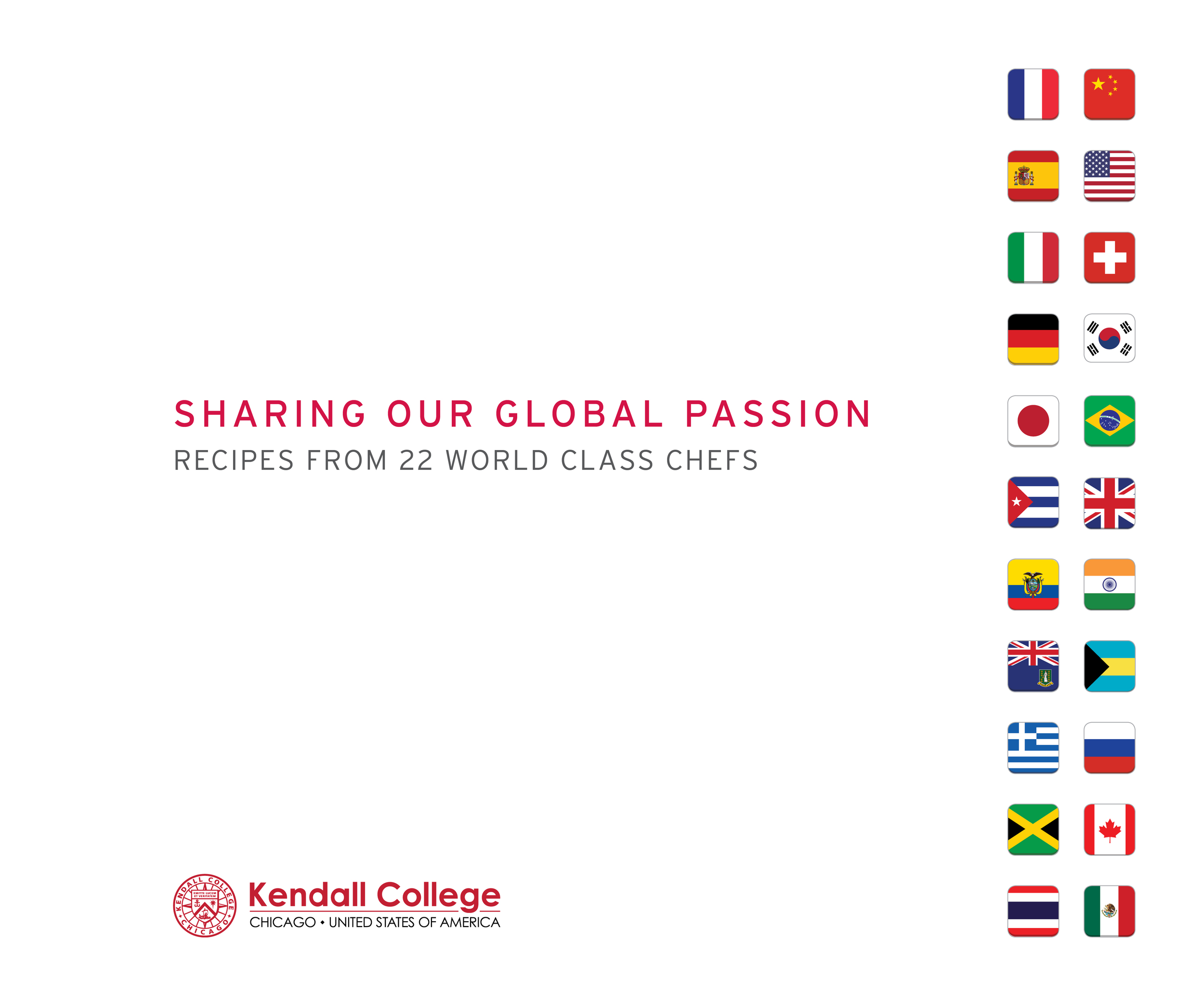 SHARING OUR GLOBAL PASSION COOKBOOK