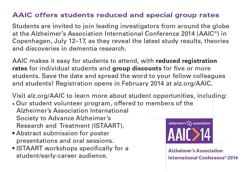 AAIC14 STUDENT POSTCARD