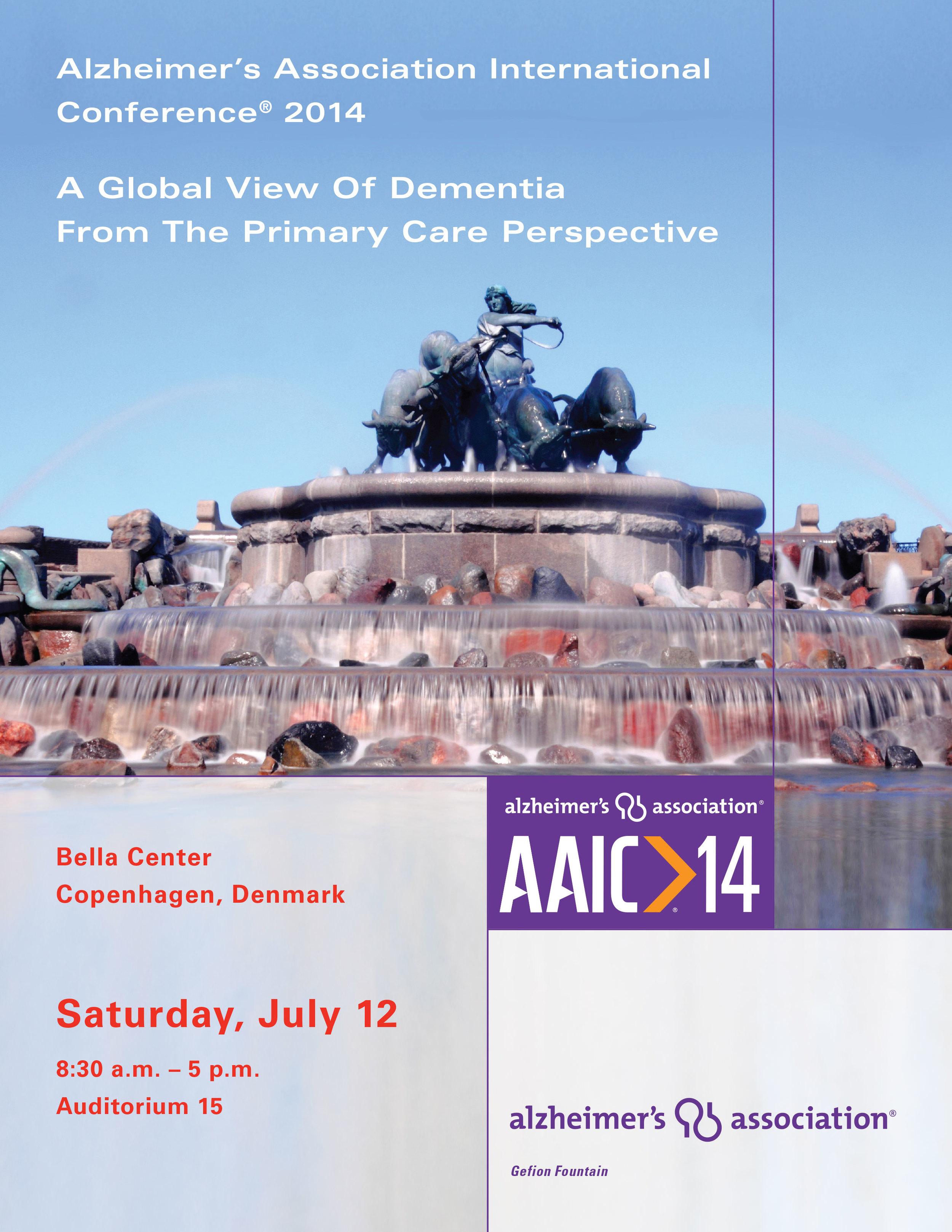 AAIC14 PRIMARY CARE PROGRAM BOOK