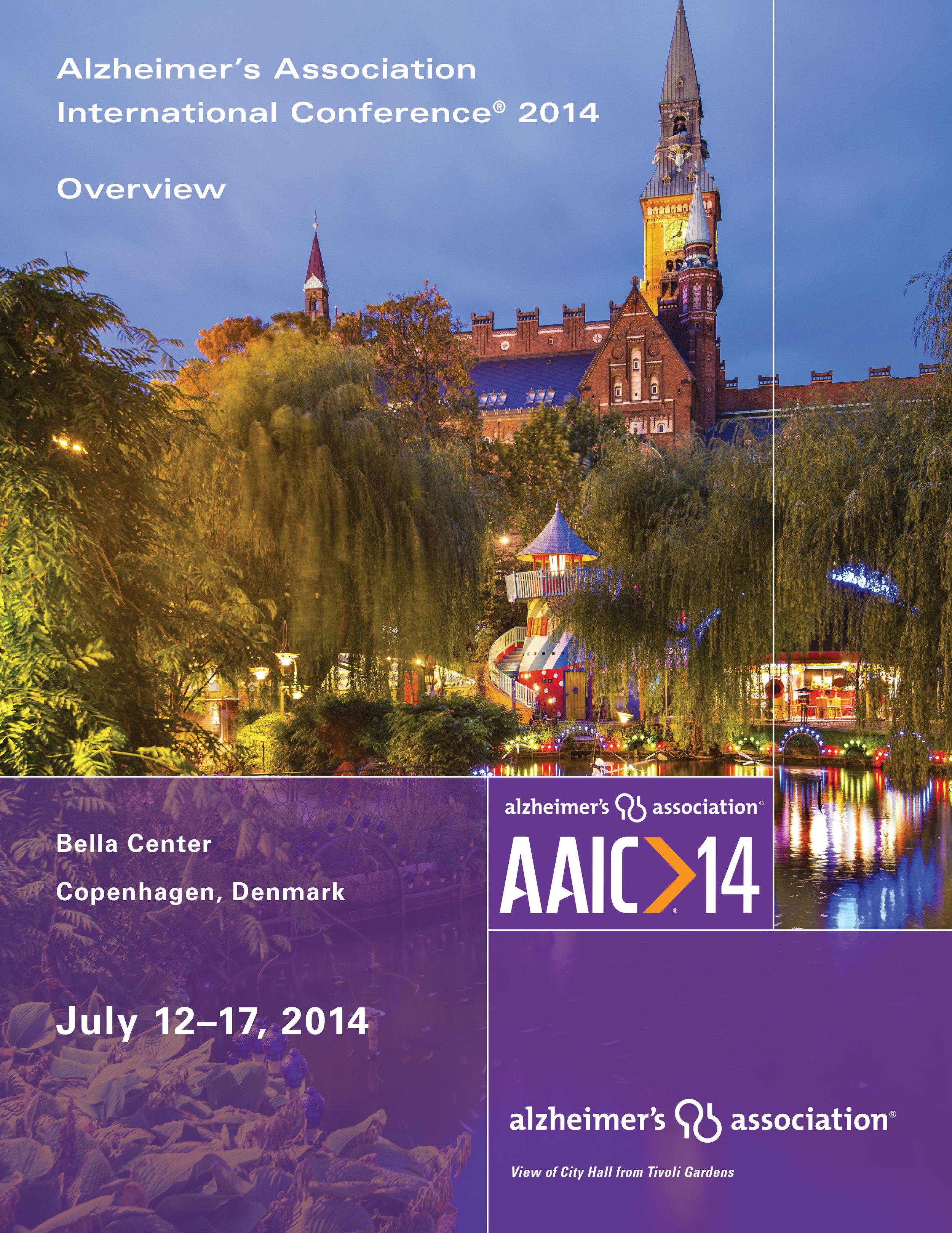 AAIC14 OVERVIEW PROGRAM BOOK