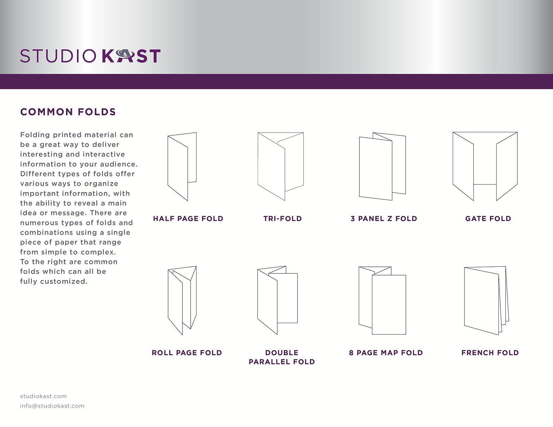 Common Folds