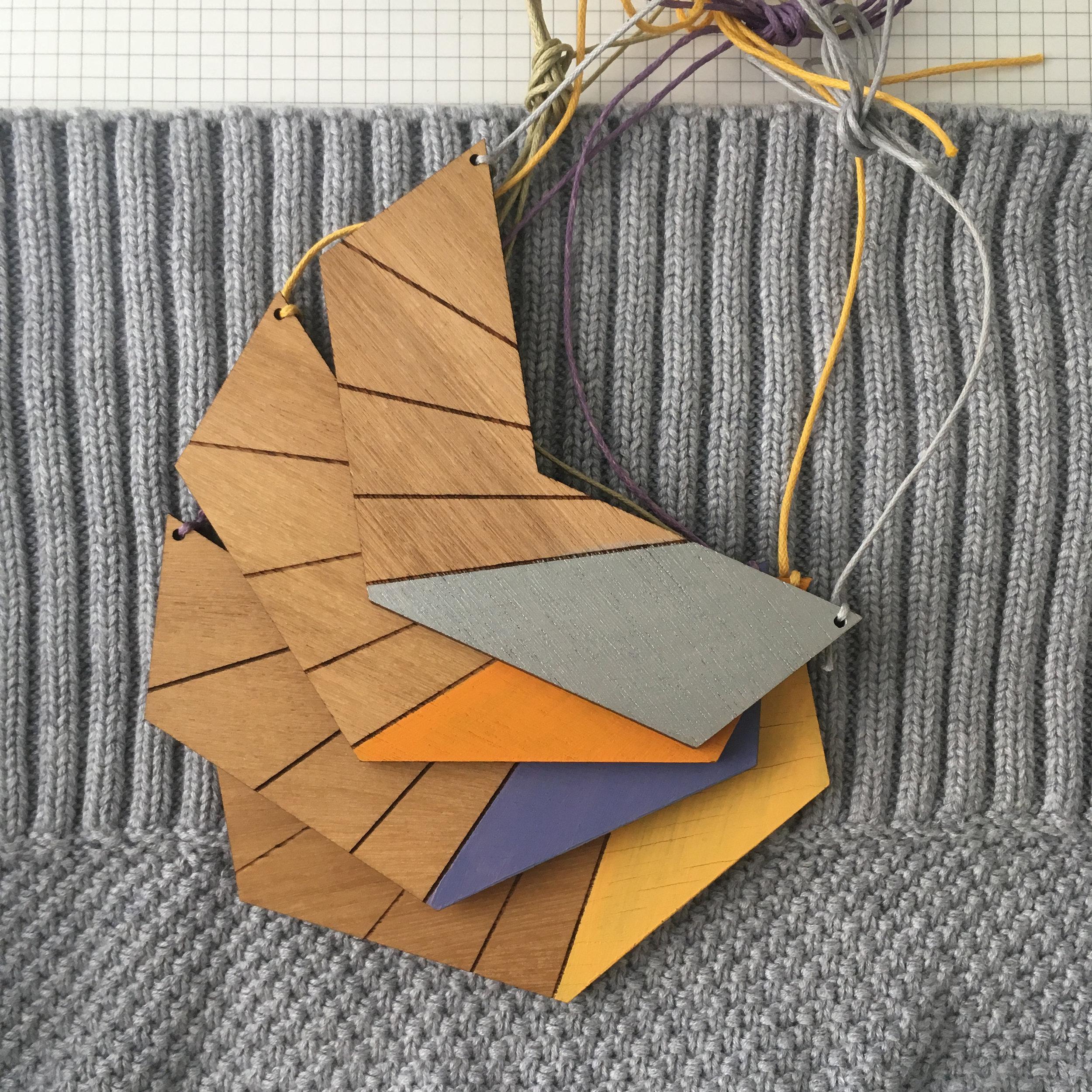 Chevron Stripes - Mixed
