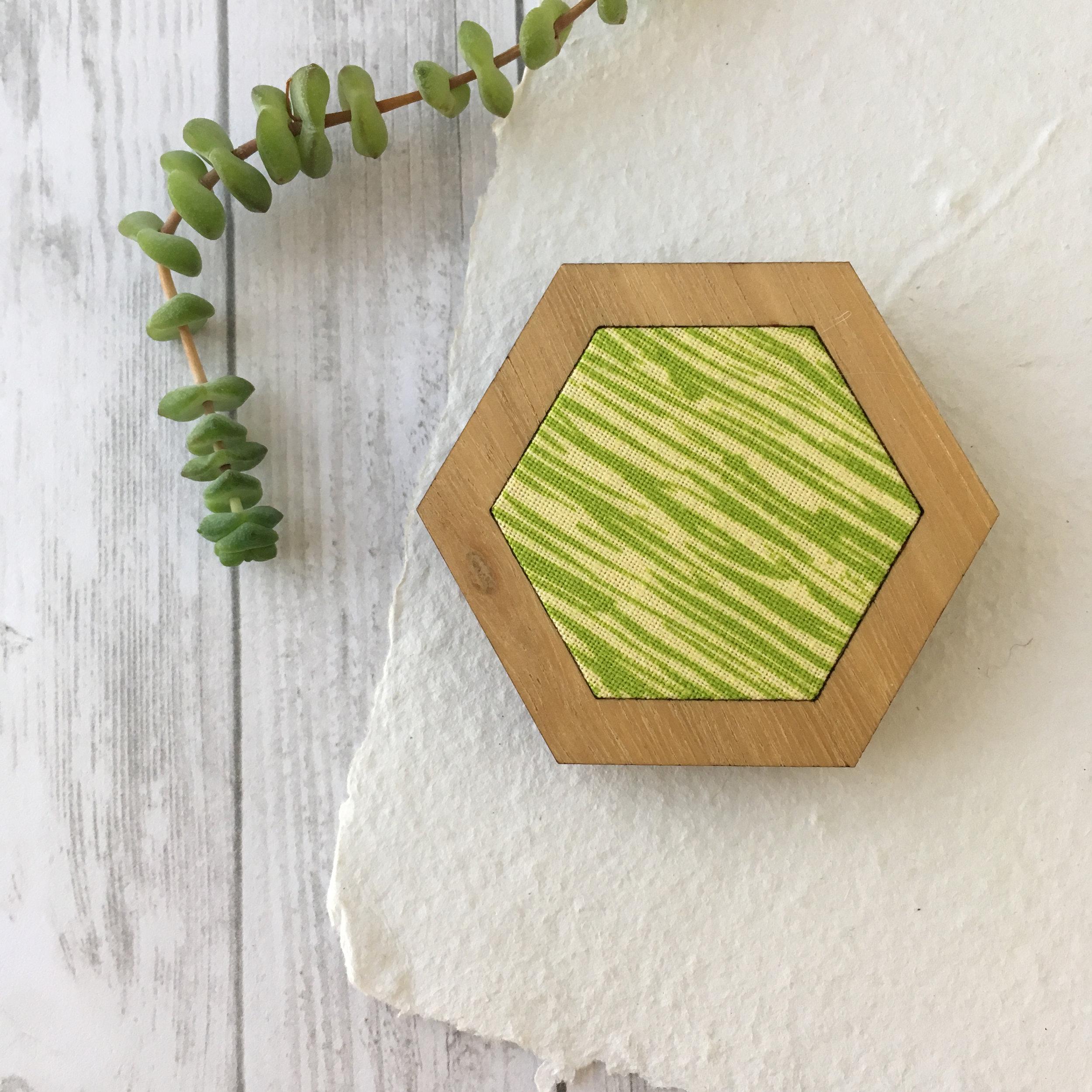 Jungle - Hexagon