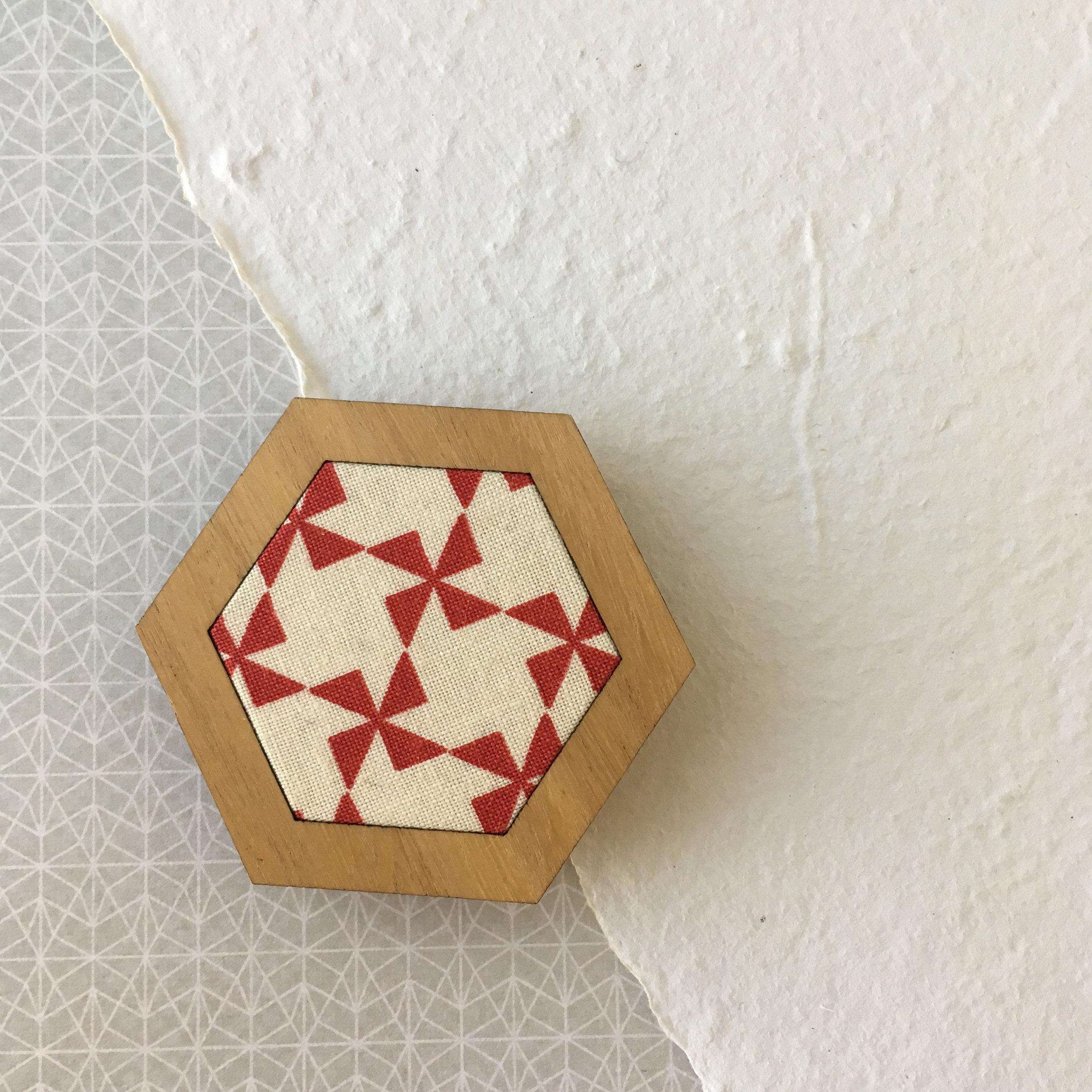 Pinwheel - Hexagon