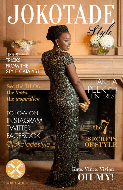 The Launch Issue | Jokotade Style