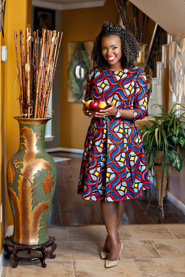 The Michelle O Dress by Attolle Clothiers