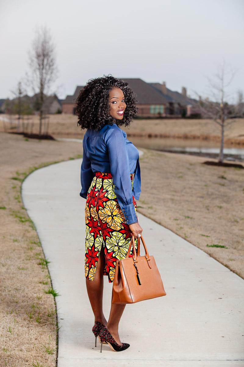 Jokotade-Style-Blogger-Wax-Print-Ankara-Pencil-Skirt-Chic-from-Attolle-Clothiers