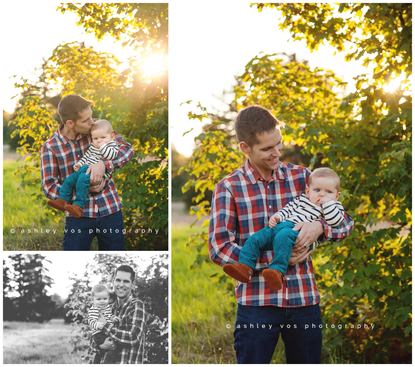 Seattle Lifestyle Family Session