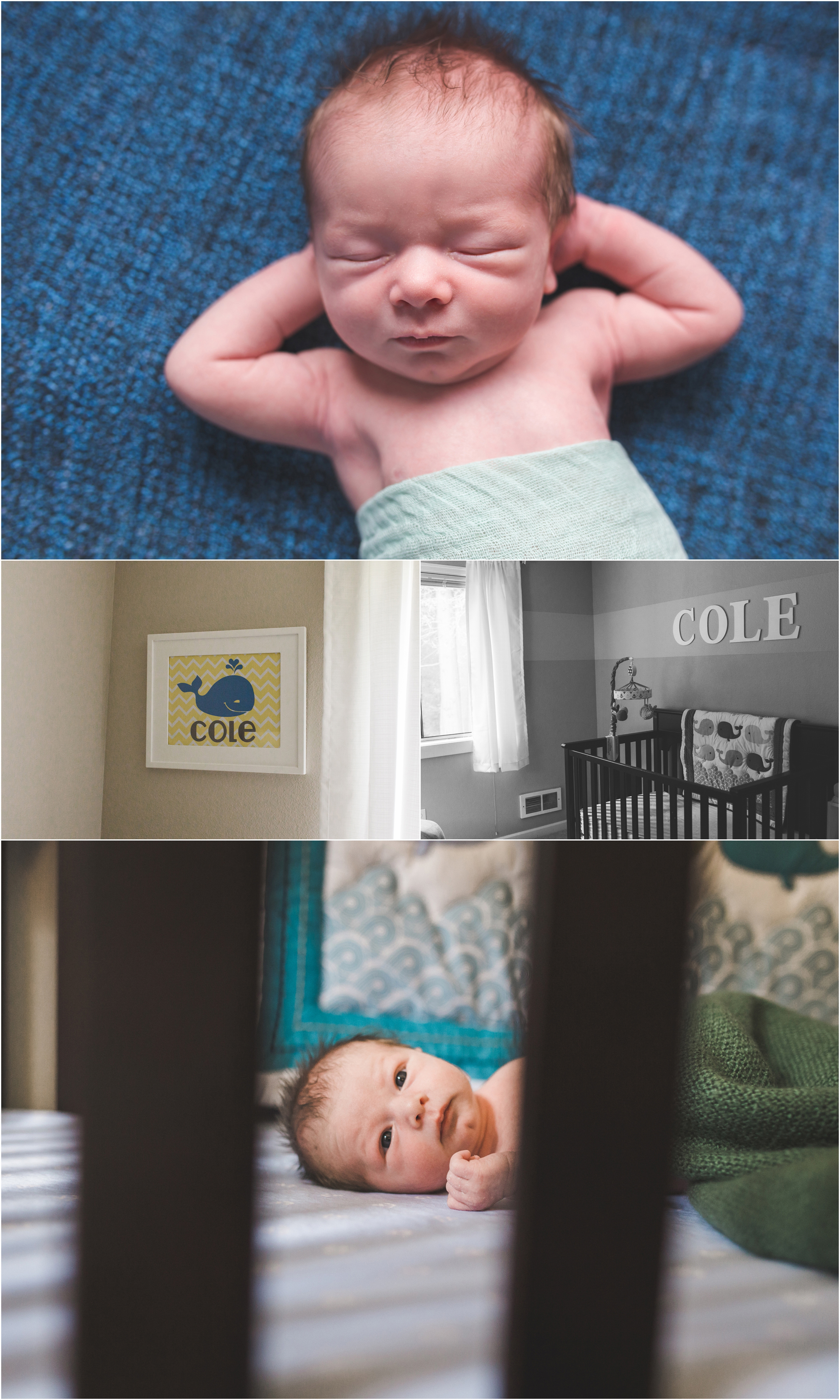 Seattle Lifestyle Newborn Photography | Hello Cole — Seattle