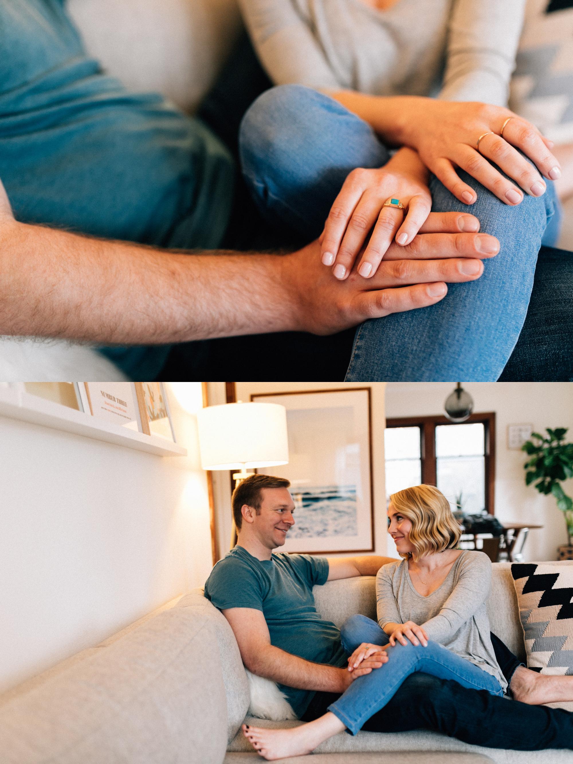seattle in home engagement lifestyle couples photos wedding photographer washington pnw-6.jpg