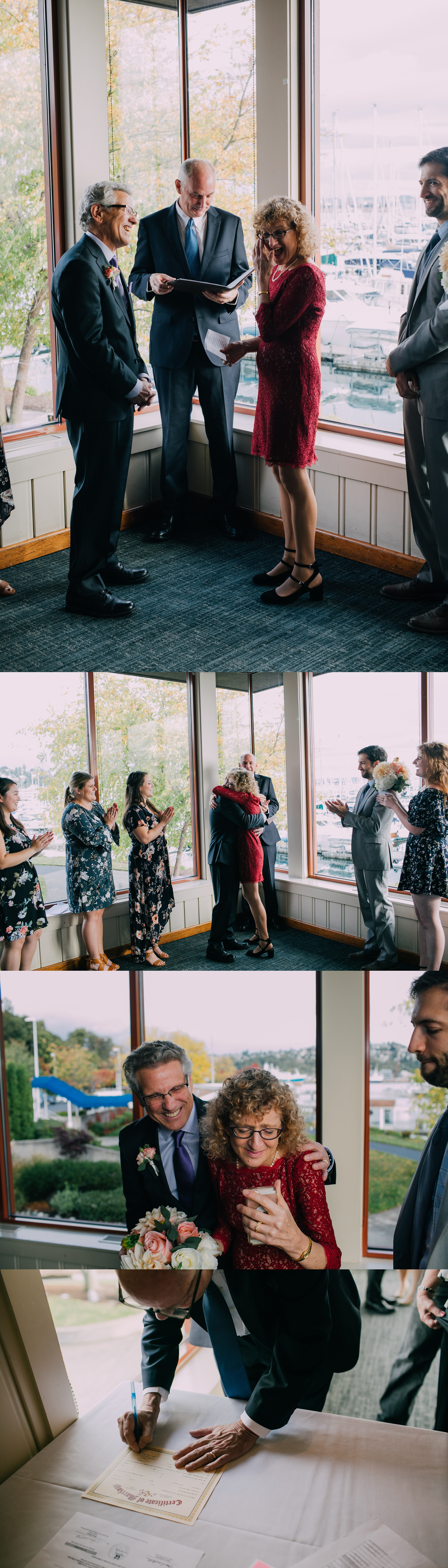 intimate small wedding photographer seattle washington pnw restaurant reception -5.jpg