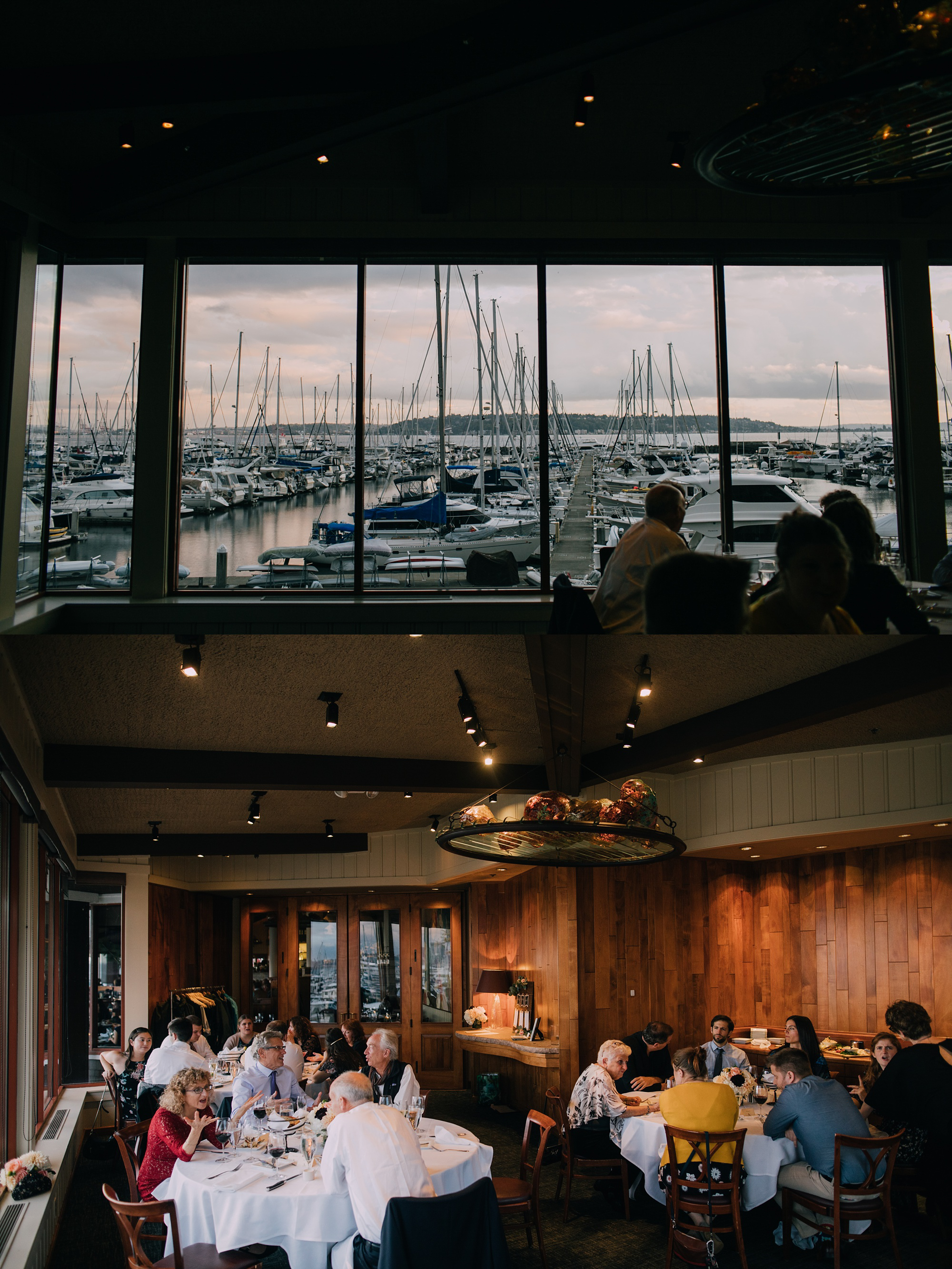 intimate small wedding photographer seattle washington pnw restaurant reception -11.jpg