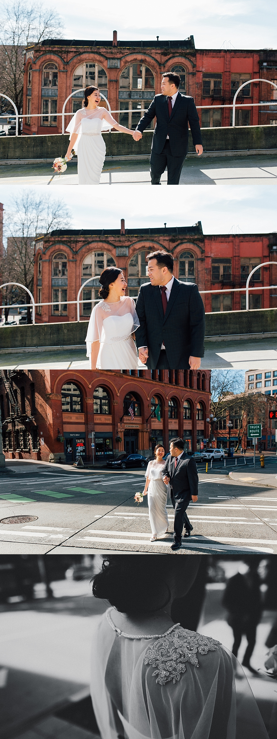 Seattle Courthouse Wedding Photographer PNW elopement Photography - Annie & Alan - Ashley Vos Photography-4.jpg