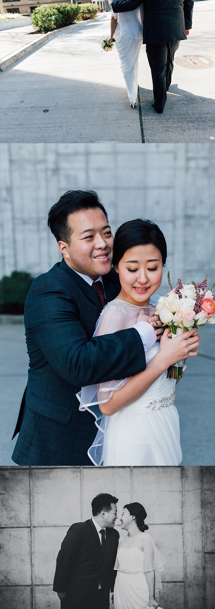 Seattle Courthouse Wedding Photographer PNW elopement Photography - Annie & Alan - Ashley Vos Photography-7.jpg