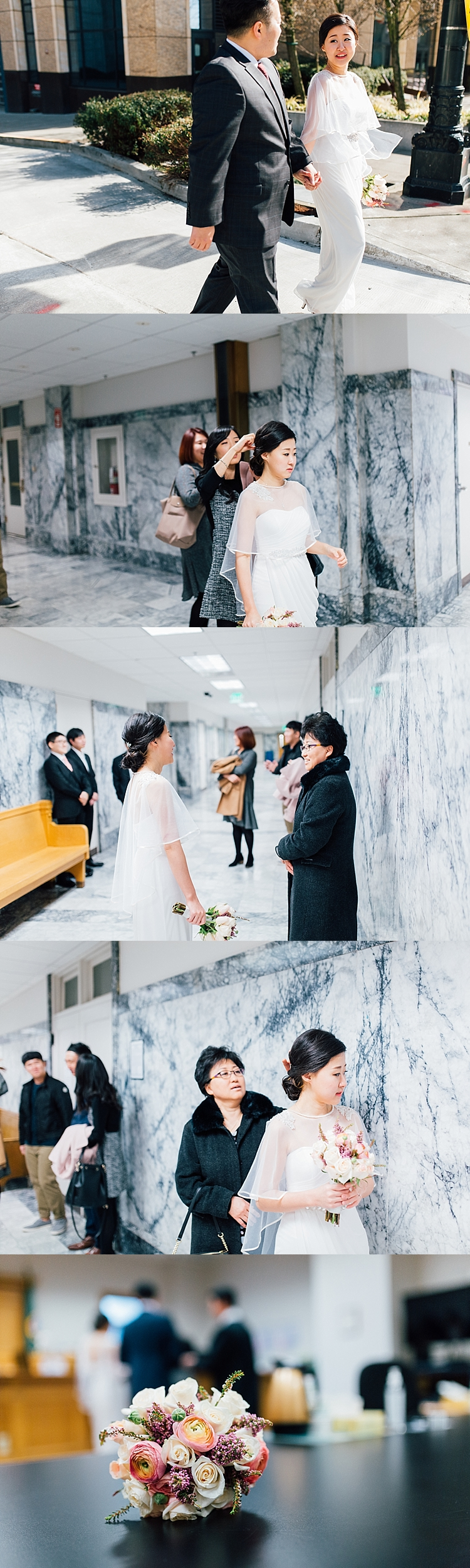 Seattle Courthouse Wedding Photographer PNW elopement Photography - Annie & Alan - Ashley Vos Photography-8.jpg