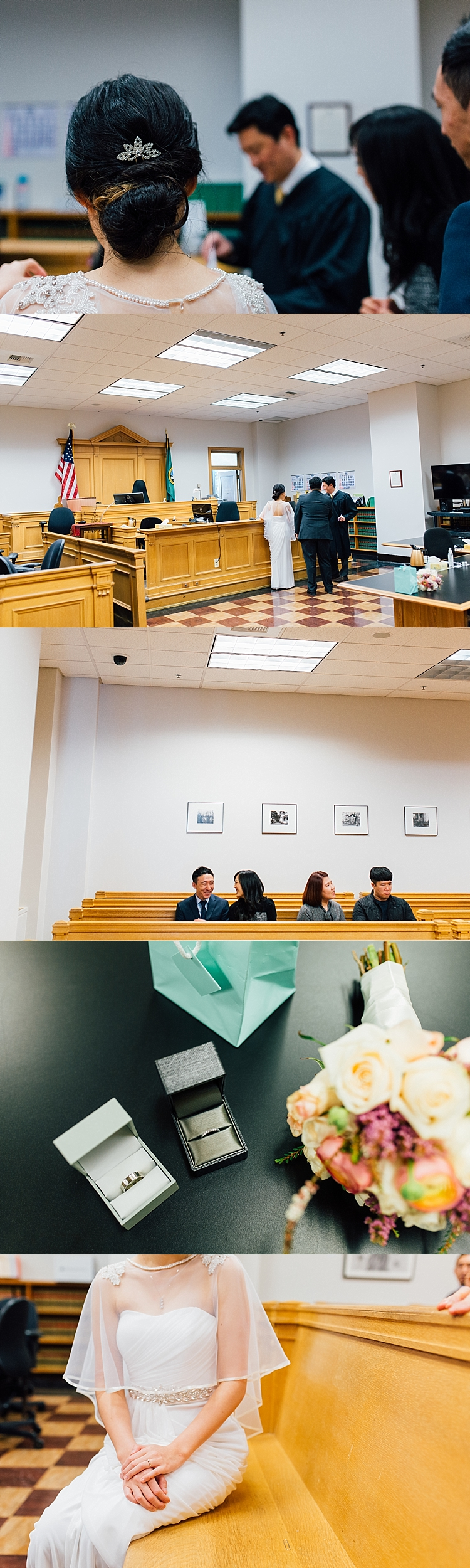 Seattle Courthouse Wedding Photographer PNW elopement Photography - Annie & Alan - Ashley Vos Photography-9.jpg