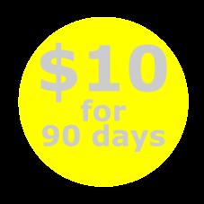 $0.05 per Minute, Text    $0.10 per MB