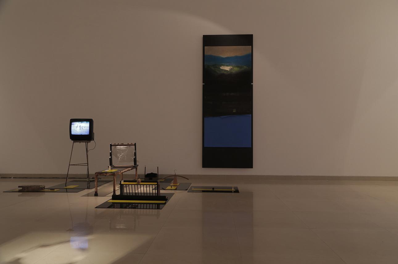 Birth | Installation view | 2012