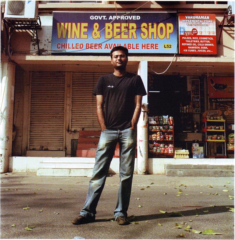 Sunil Gupta, Mr.Malhotra's party- Chapal.jpg
