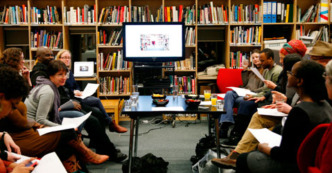 Kaikini's guest blogpost on the Stuart Hall Research Library's site.