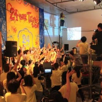 Presentation by Hiroyuki Hattori, curator at Aomori Contemporary Art Centre