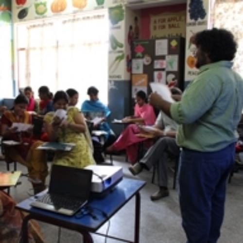 Art-Math-Science | A teachers training workshop