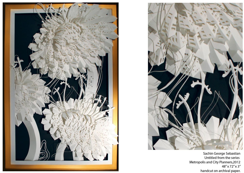 Sachin george sebastian, untitled, 2012,  48 x 72 inches, Hand cut on Archival paper.jpg