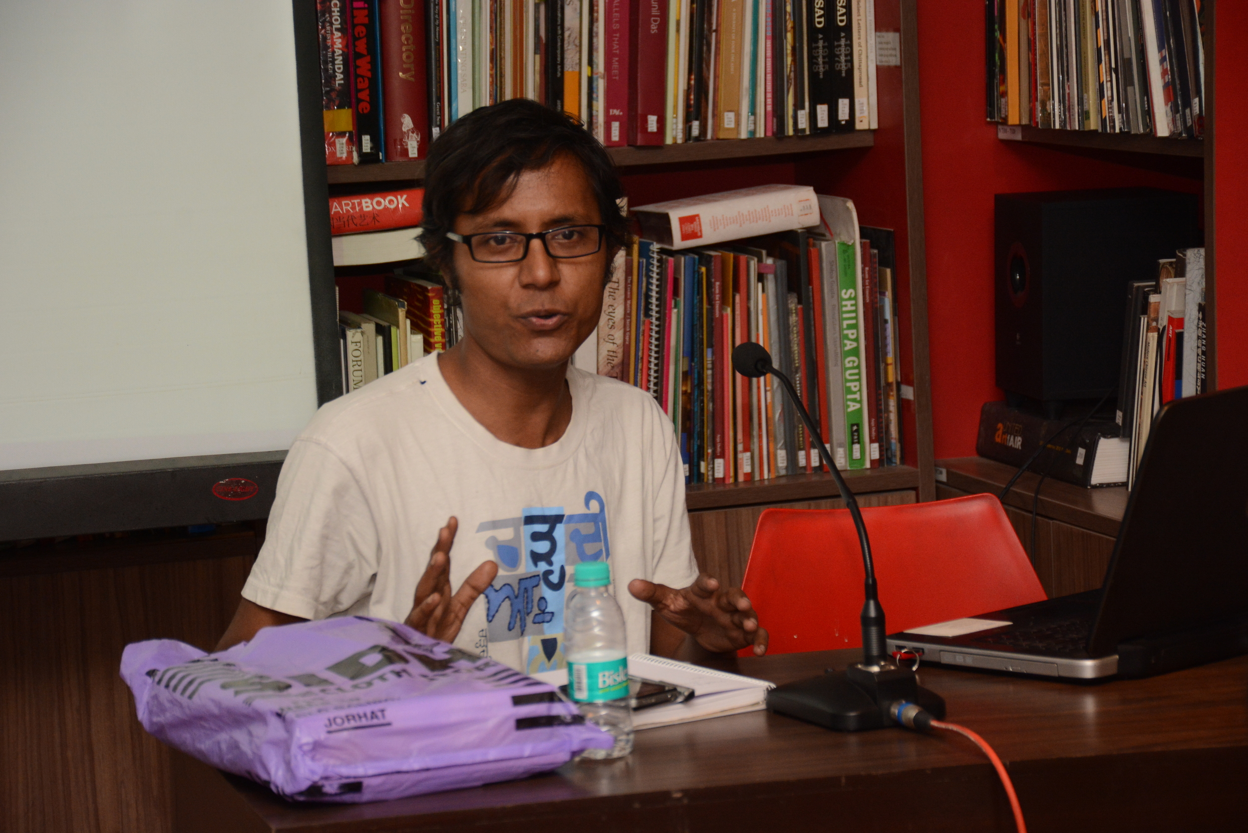 Samudra Kajal Saikia shares his work and project which was supported by PAG 2010