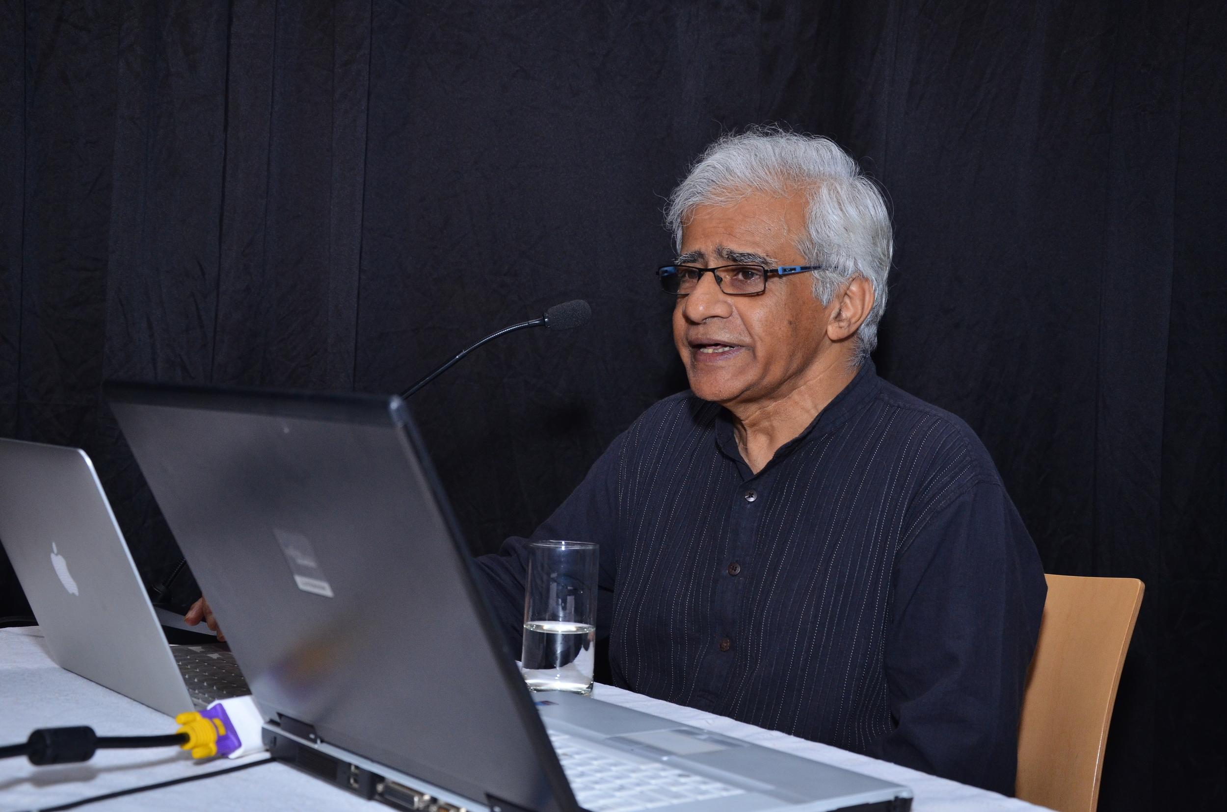 Panel 1: Speaker: Vivan Sundaram