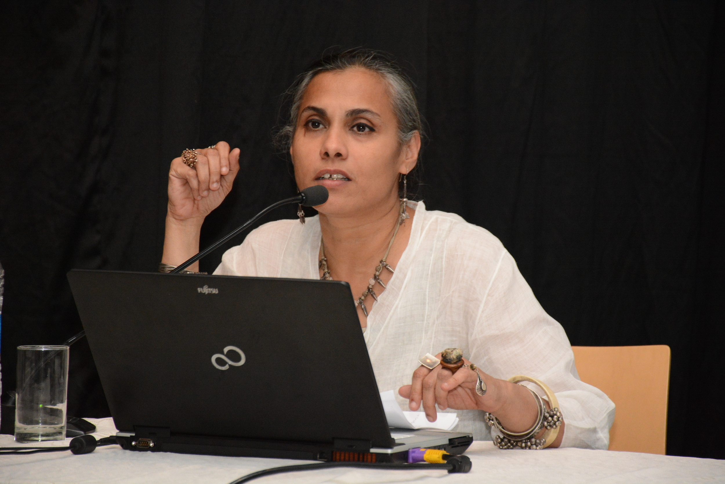 Panel 2: Speaker: Sharmila Samant