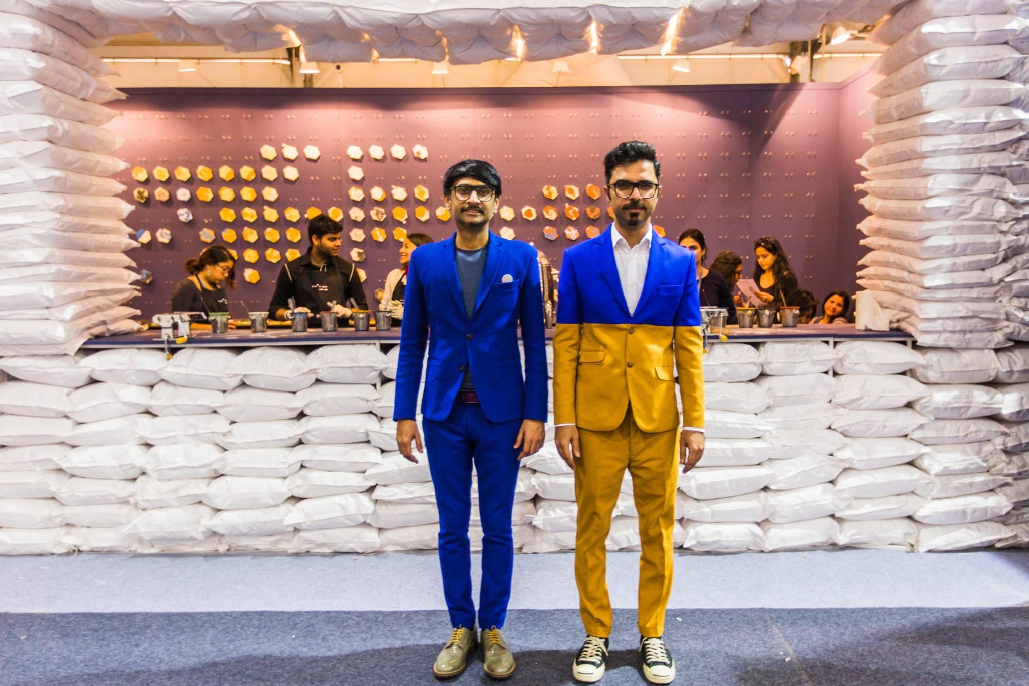FICa at india art fair