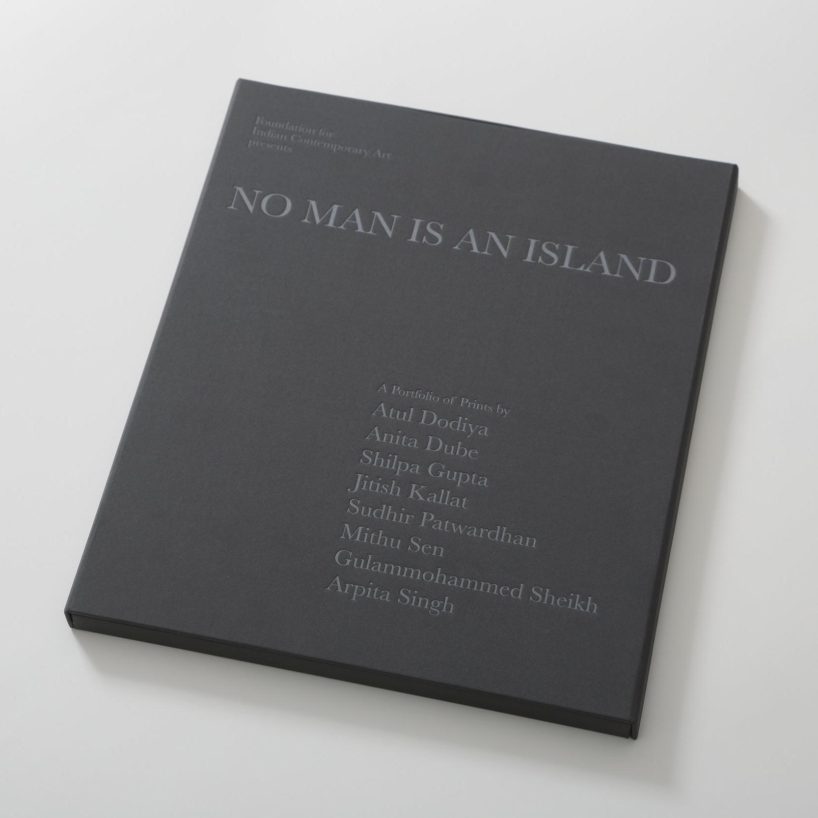 NO MAN IS AN ISLAND: A PORTFOLIO OF PRINTS