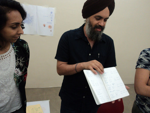 The drawing club with gagan singh | open forum