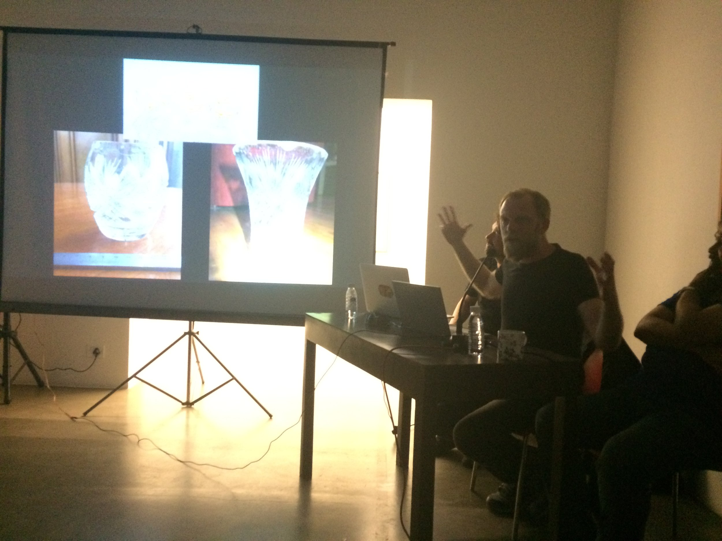 Polish india show: talk by Janek Simon and Max Cegielski | C-13
