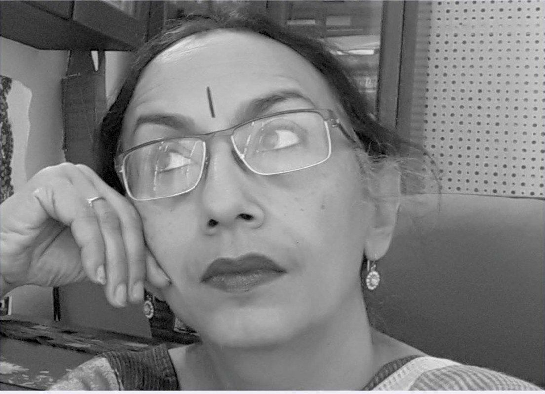 BODY SPACE TIME CONVERSATION SERIES | AN EVENING WITH urmimala sarkar
