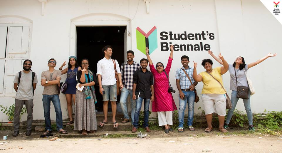STUDENTS' BIENNALE 2016