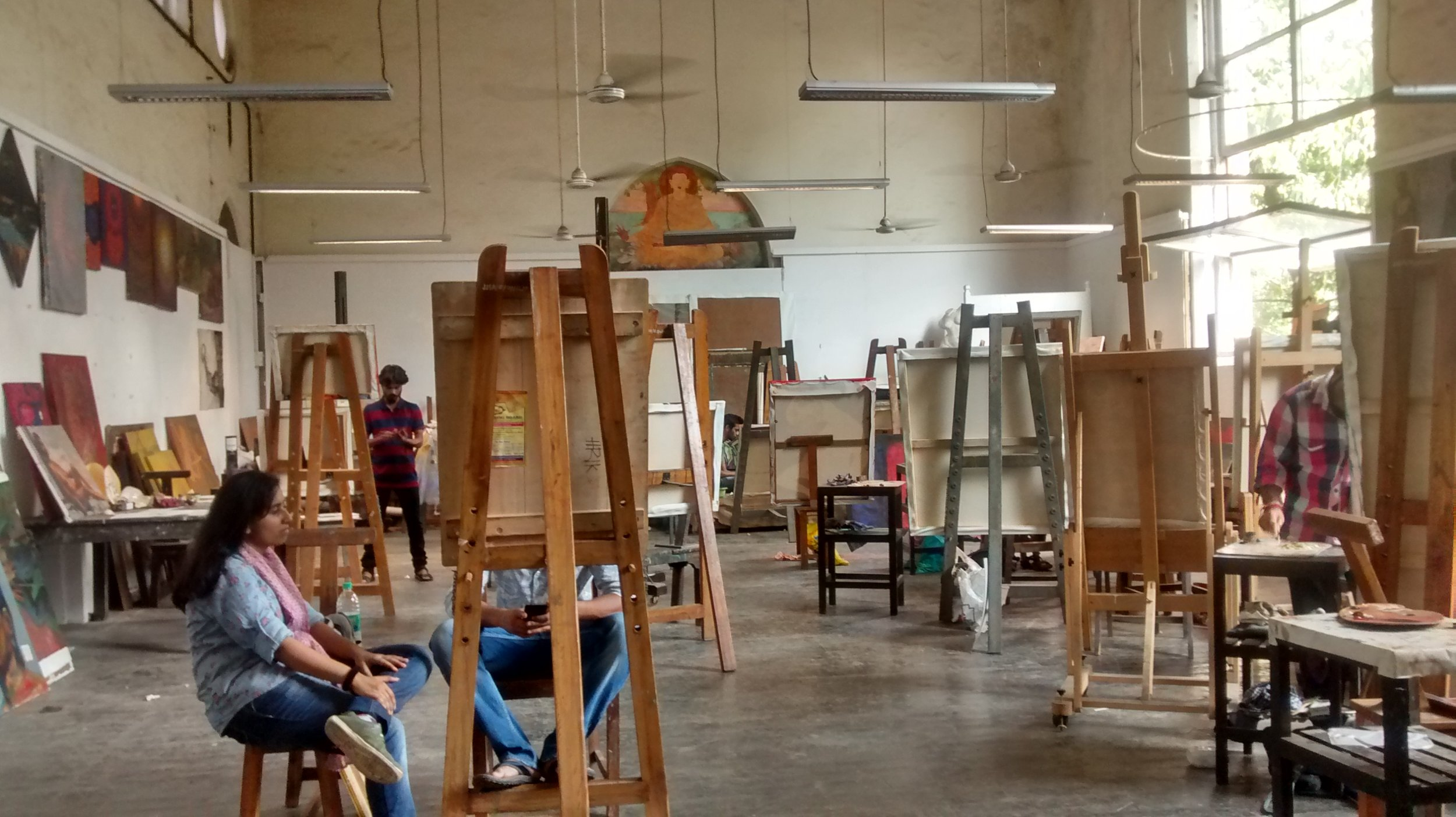 STUDENTS' BIENNALE with kochi biennale foundation